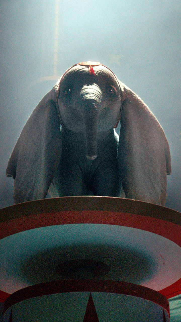 Iphone 5a Hd Wallpapers Downaload Dumbo Elephant 2019 Movie Poster Wallpaper