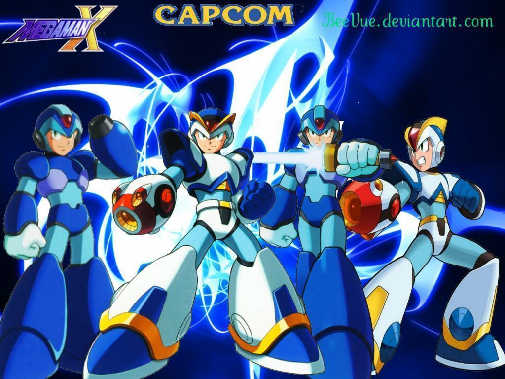 Awesome Cute Wallpapers For Android Mega Man X Wallpapers Wallpaper Cave