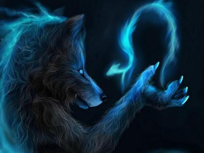 Cool Wolf Backgrounds - Wallpaper Cave