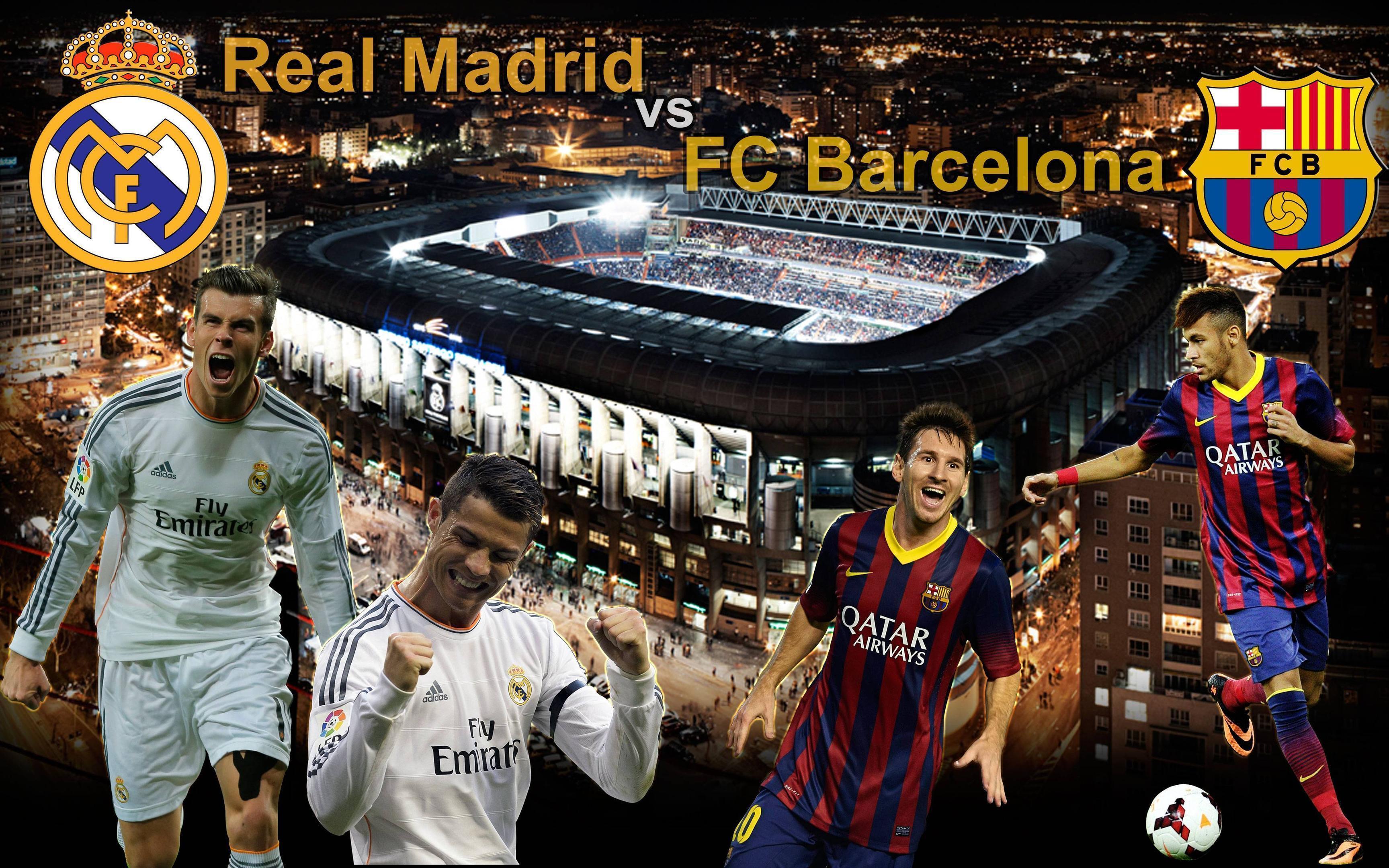 Real Madrid D Messi Vs Ronaldo Wallpapers 2015 Hd Wallpaper Cave