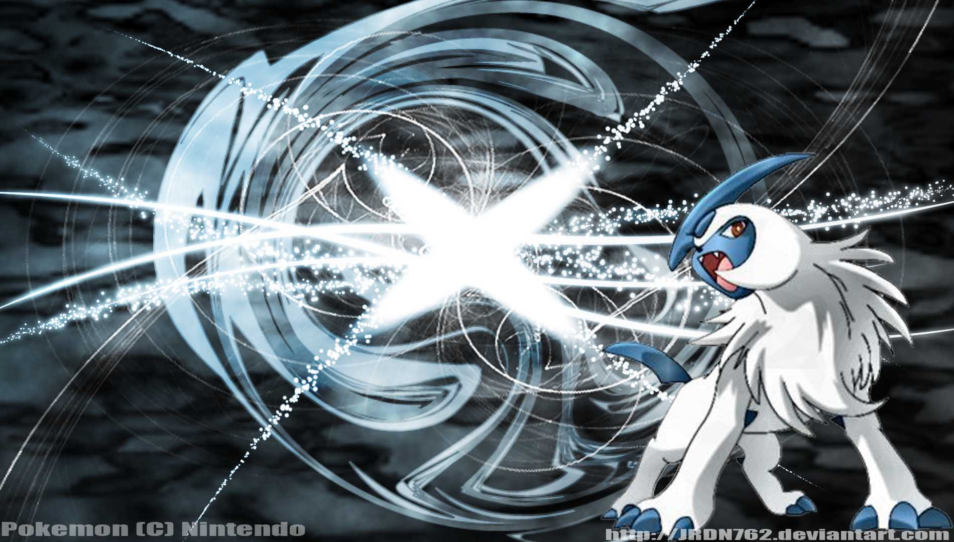 Falling Anow Wallpaper Absol Wallpapers Wallpaper Cave