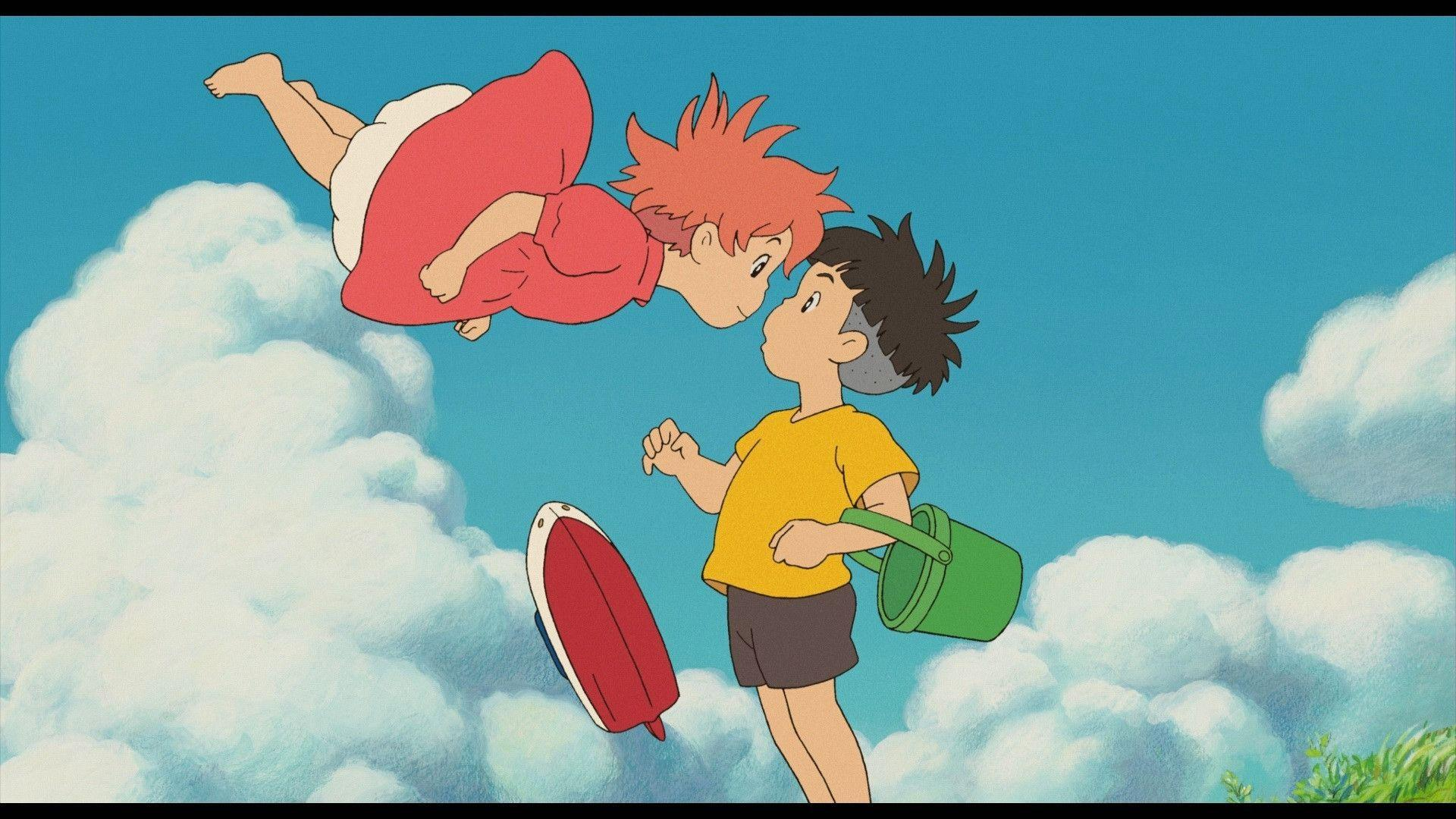 Create Animated Wallpaper Ponyo Wallpapers Wallpaper Cave