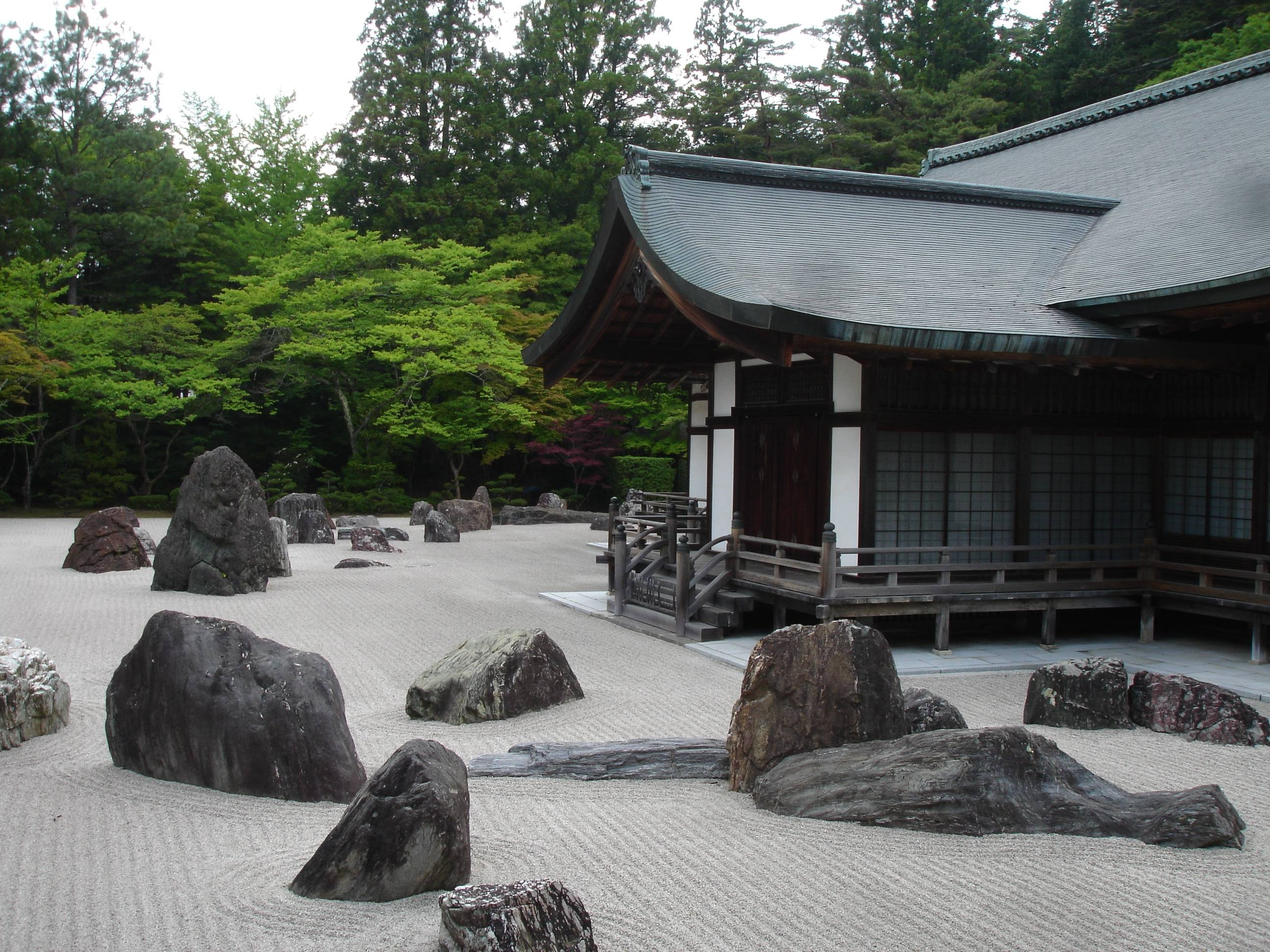 Japanese Rock Garden Ideas Zen Garden Wallpapers Wallpaper Cave