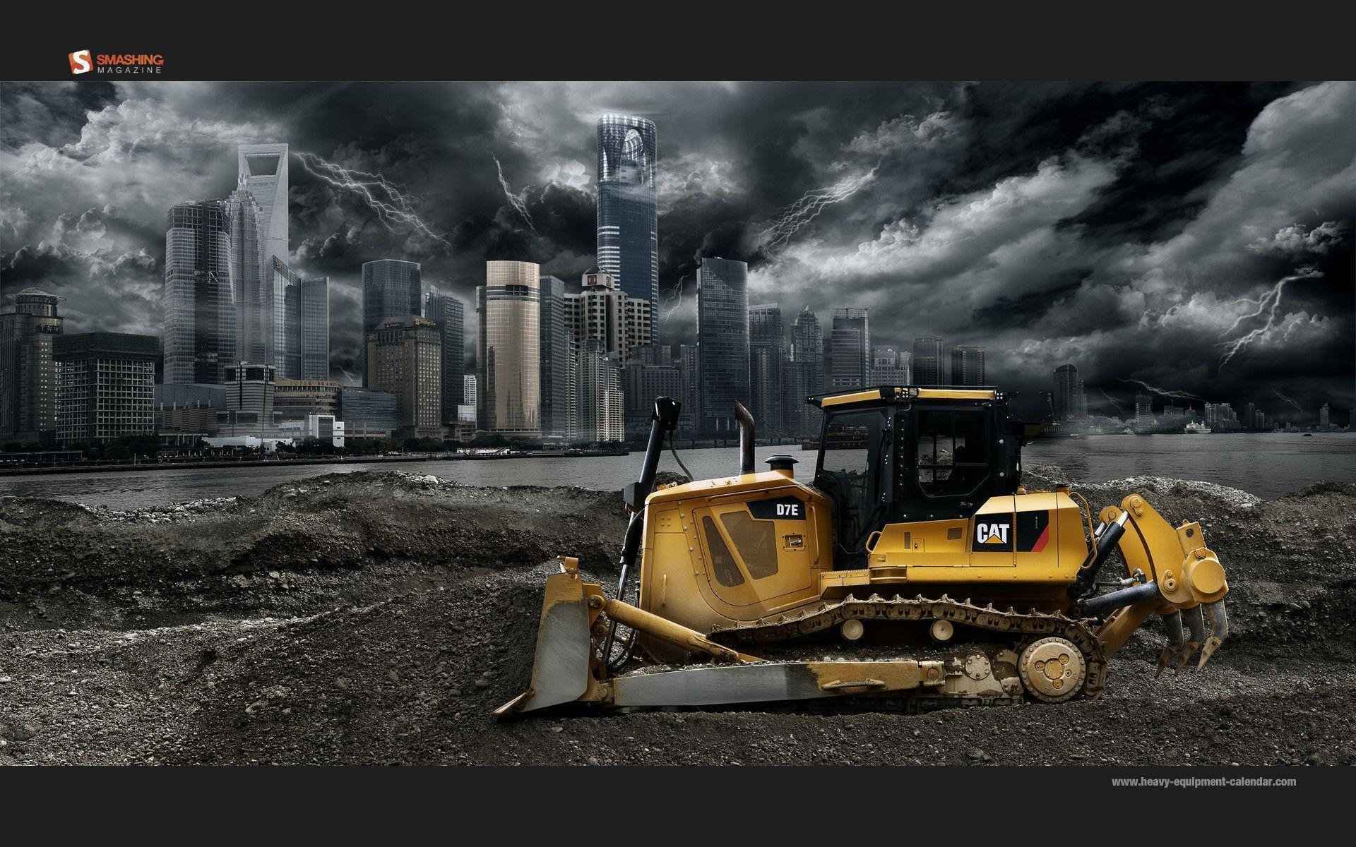 Cool Cat Supplies Caterpillar Equipment Wallpapers Wallpaper Cave