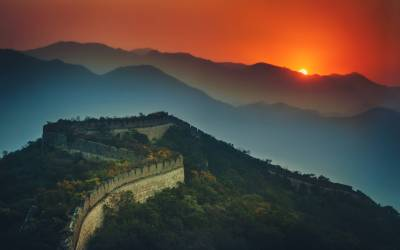 The Great Wall Of China Wallpapers - Wallpaper Cave