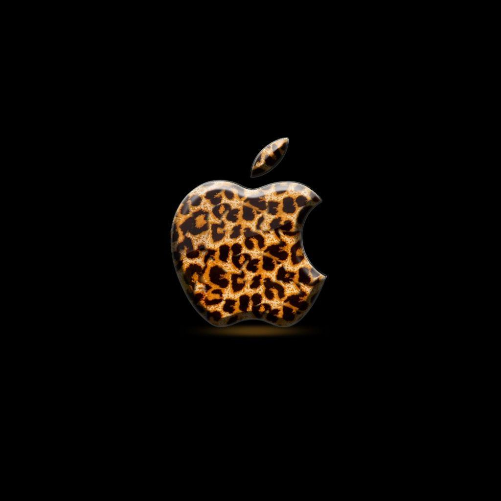 Animal Print Desktop Wallpaper Leopard Apple Wallpapers Wallpaper Cave