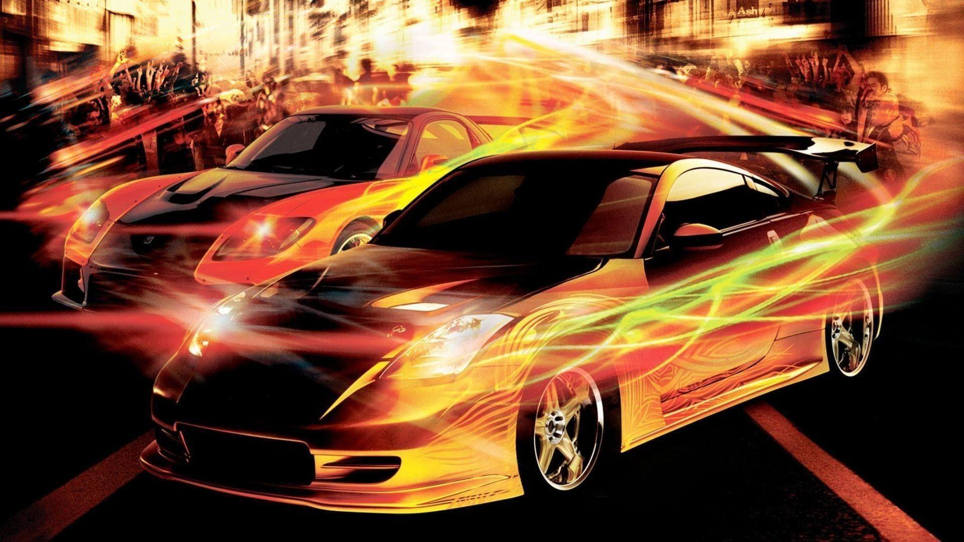 Fast Car Wallpaper Cave Fast And Furious Cars Wallpapers Wallpaper Cave