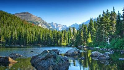 Rocky Mountain National Park Wallpapers - Wallpaper Cave