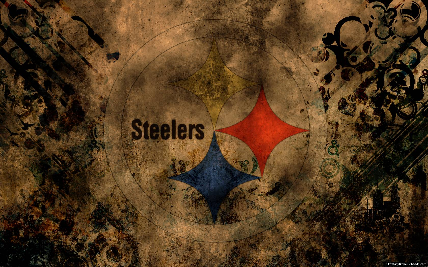 Steelers 3d Wallpaper Pittsburgh Steelers Desktop Wallpapers Wallpaper Cave