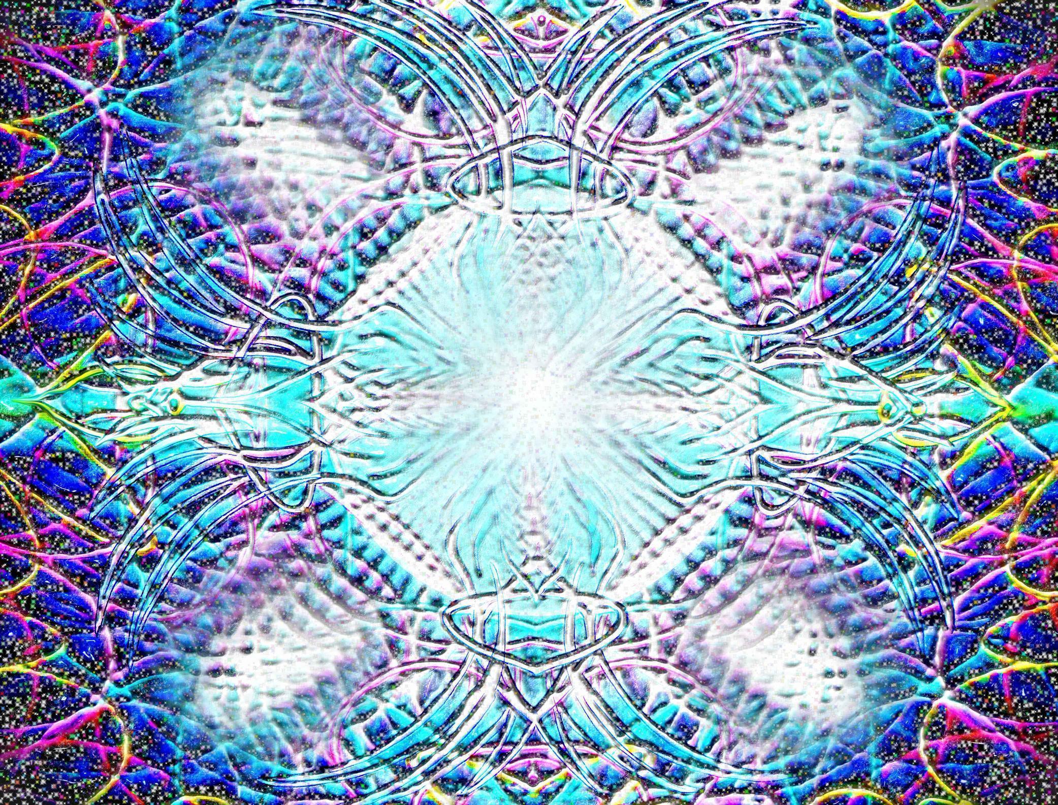 Light Effect Hd Wallpaper Dmt Wallpapers Wallpaper Cave