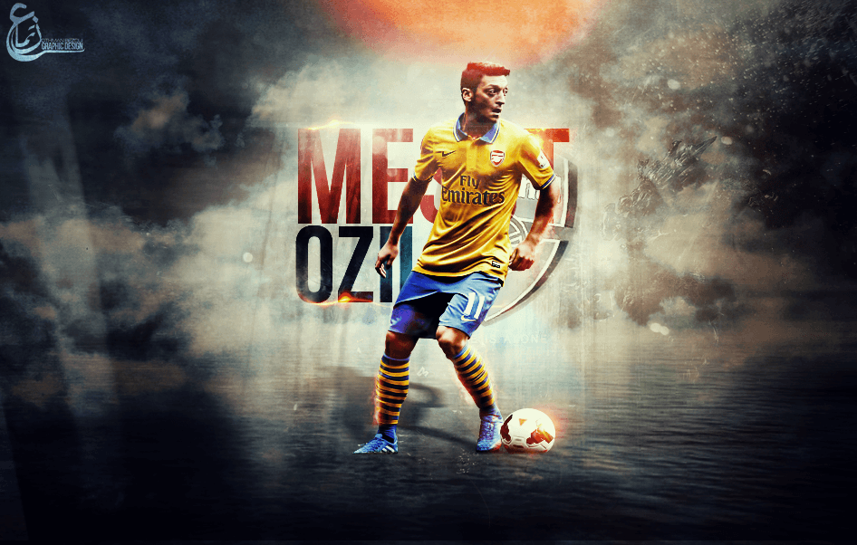 Mesut Ozil Wallpapers Hd Arsenal Ozil Wallpapers Wallpaper Cave