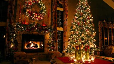 Christmas HD Wallpapers - Wallpaper Cave