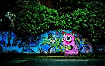 HD Graffiti Wallpapers - Wallpaper Cave