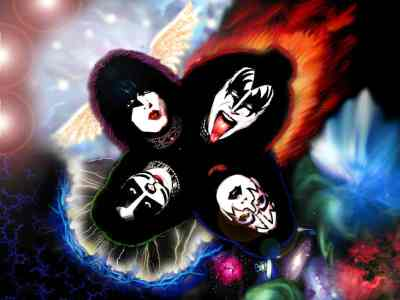Kiss Wallpapers - Wallpaper Cave