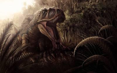 Tyrannosaurus Wallpapers - Wallpaper Cave