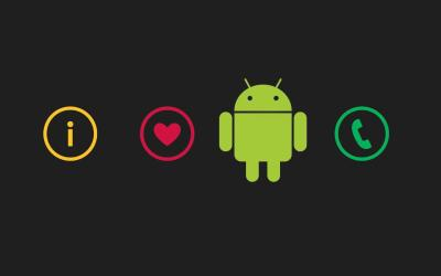 Android Logo Wallpapers - Wallpaper Cave