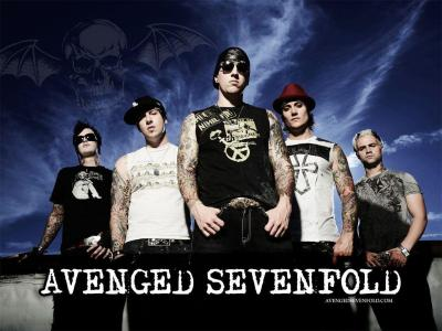 Avenged Sevenfold Wallpapers - Wallpaper Cave