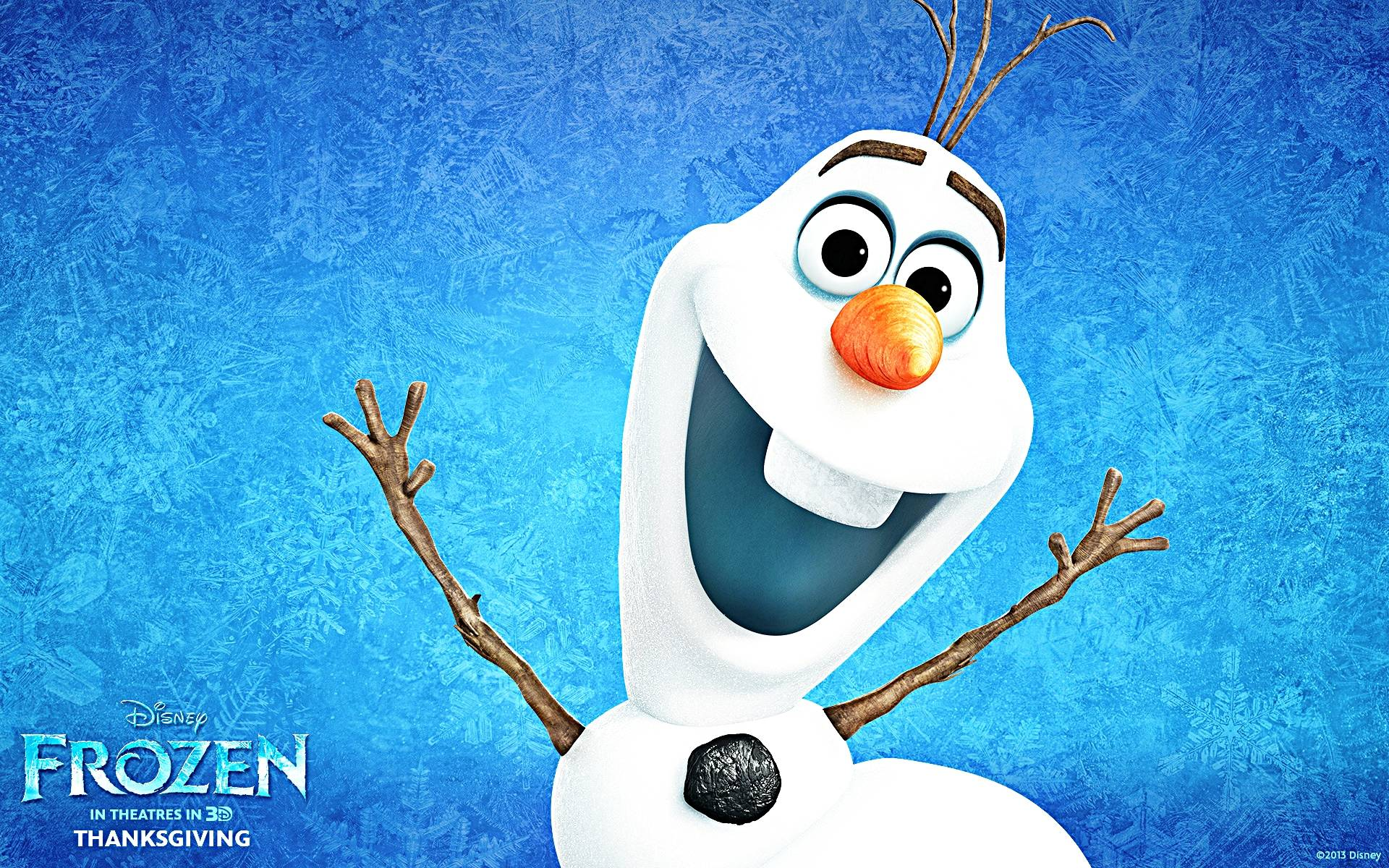 Olaf The Snowman Coloring Pages - Eskayalitim