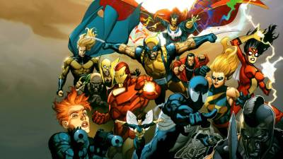 Cool Marvel Wallpapers - Wallpaper Cave