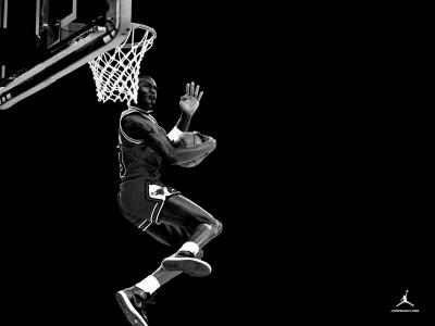 Michael Jordan Logo Wallpapers - Wallpaper Cave