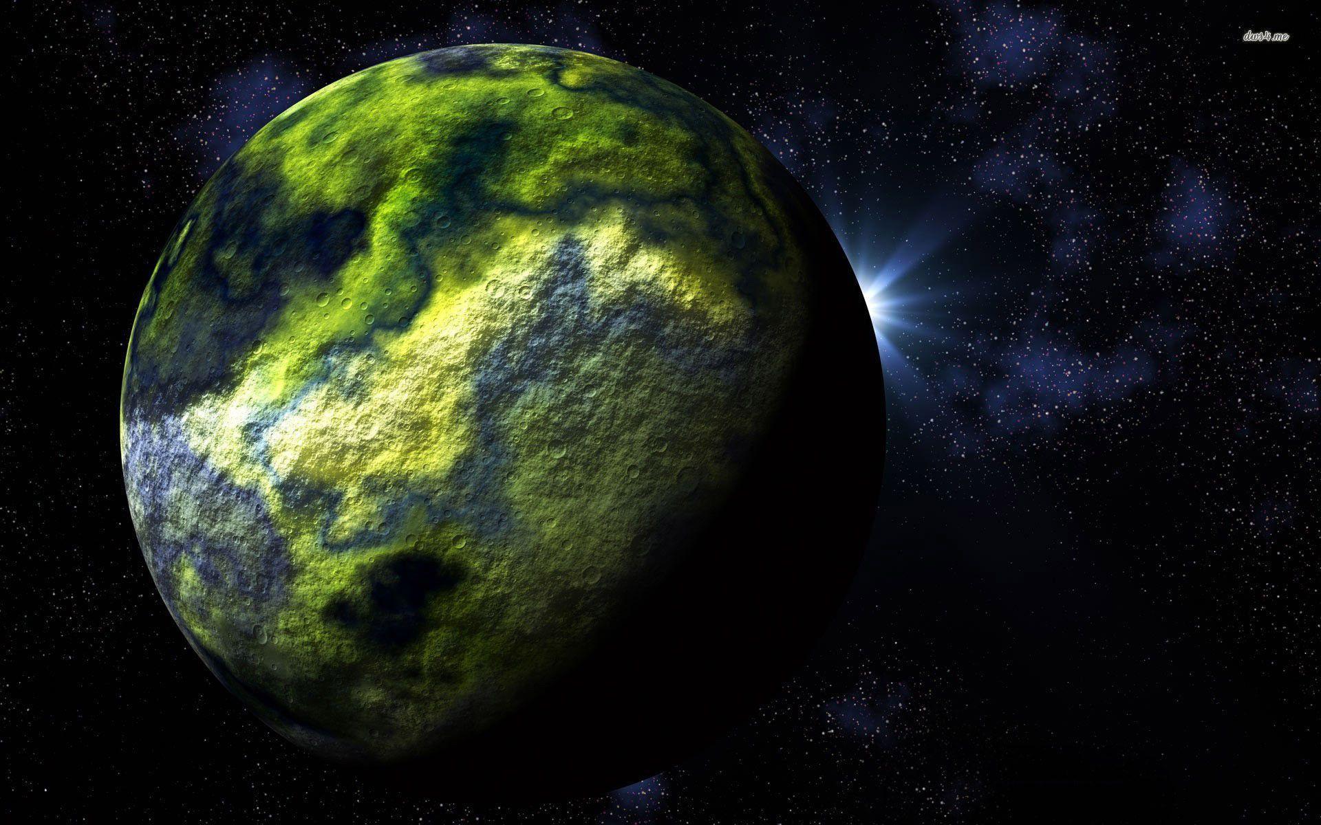 Star Wars Wallpaper Hd 1080p Green Planet Wallpapers Wallpaper Cave