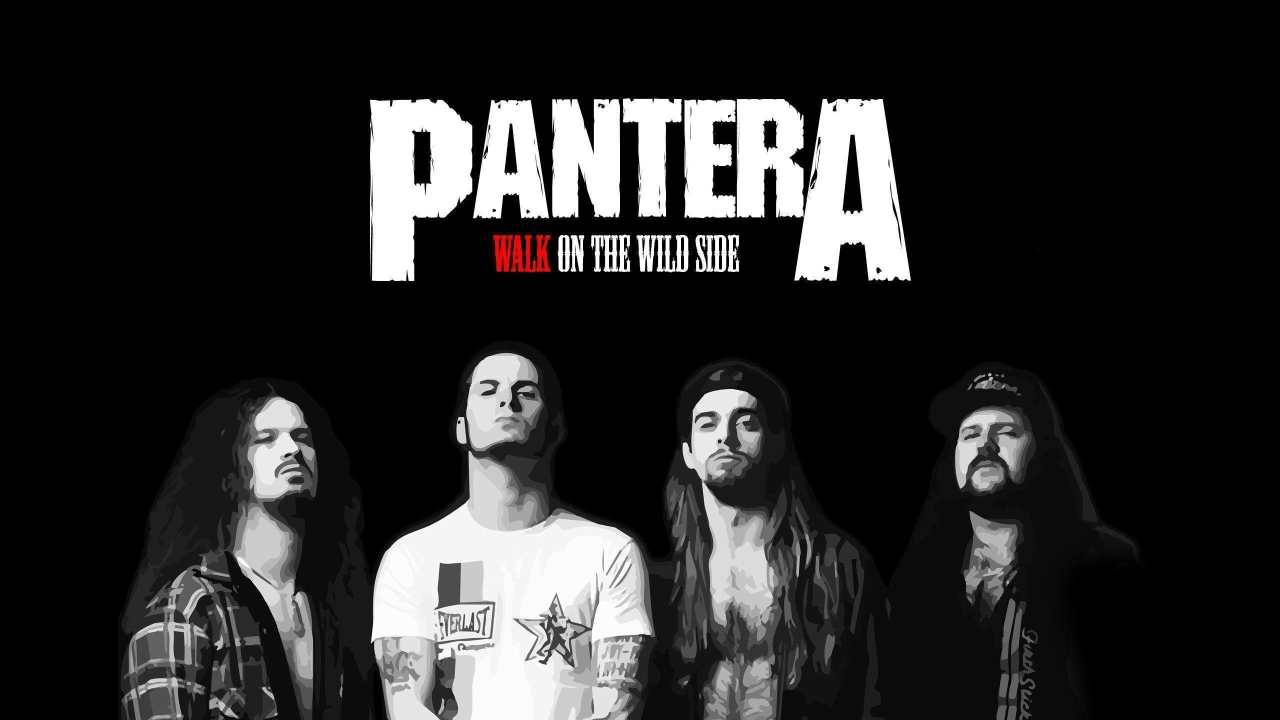 Pantera Wallpaper For Android Pantera Wallpapers Wallpaper Cave