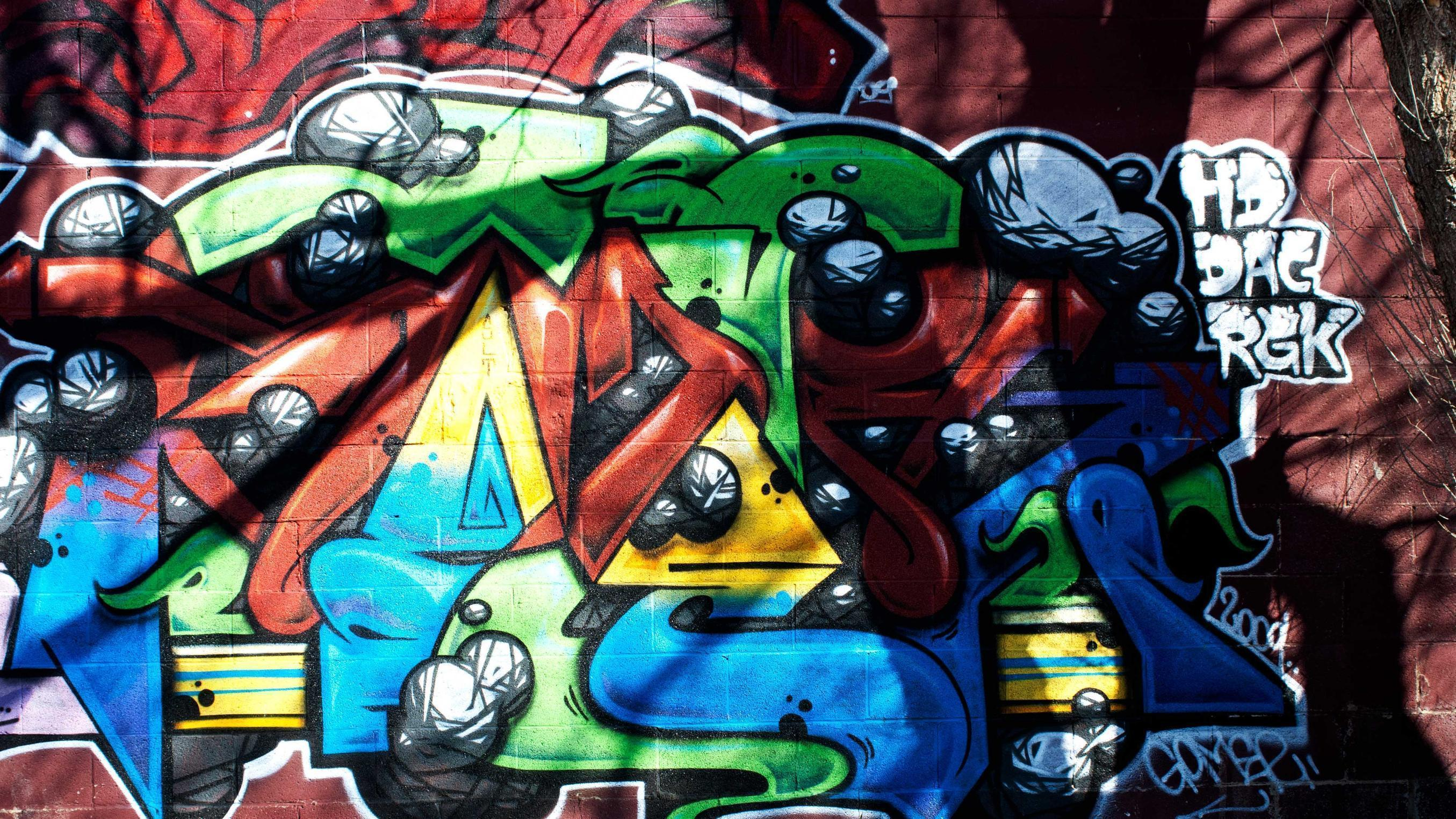 Wallpaper Graffiti Keren 3d Hd Graffiti Wallpapers Wallpaper Cave