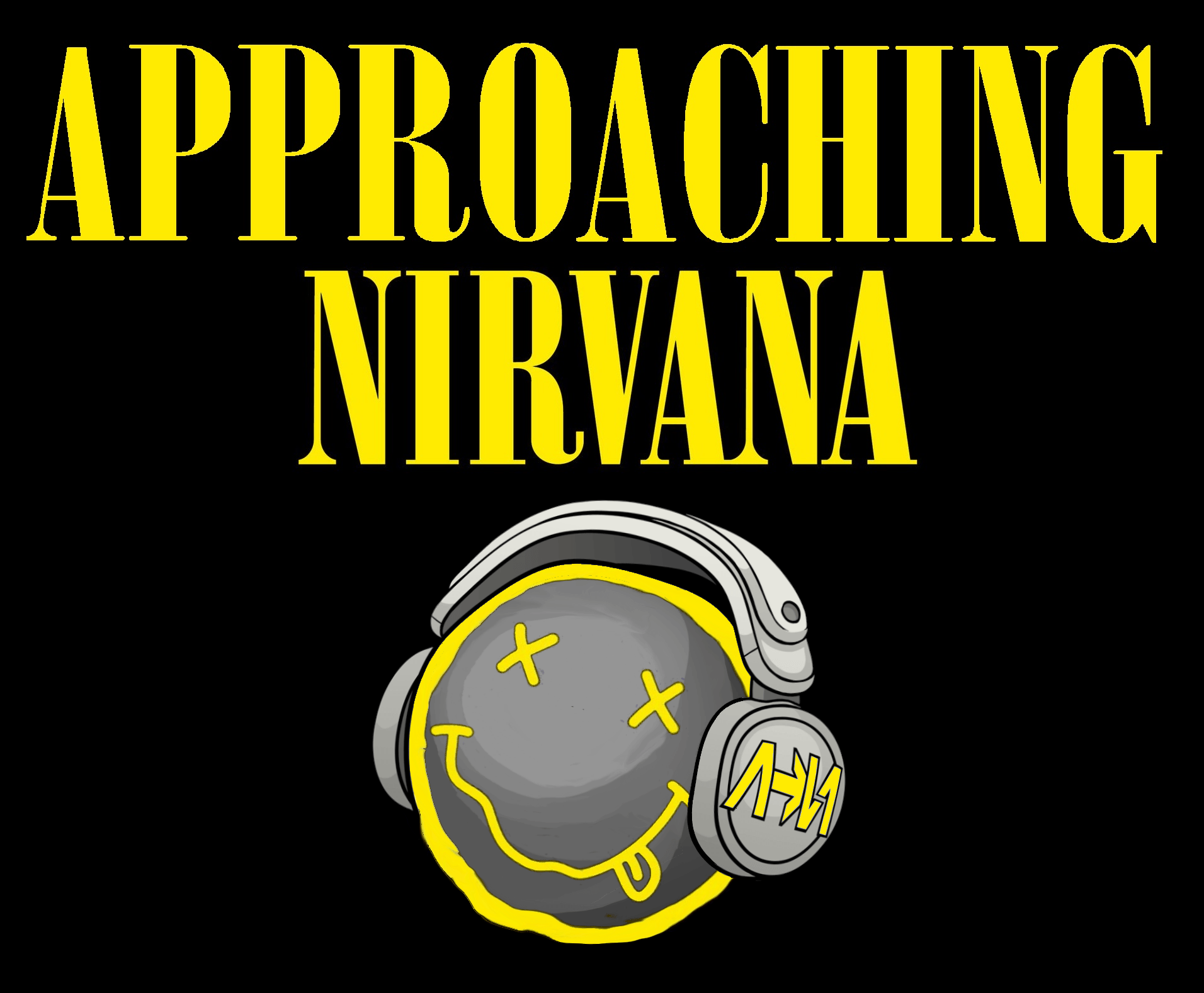 Hd Nirvana Wallpaper Nirvana Logo Wallpapers Wallpaper Cave