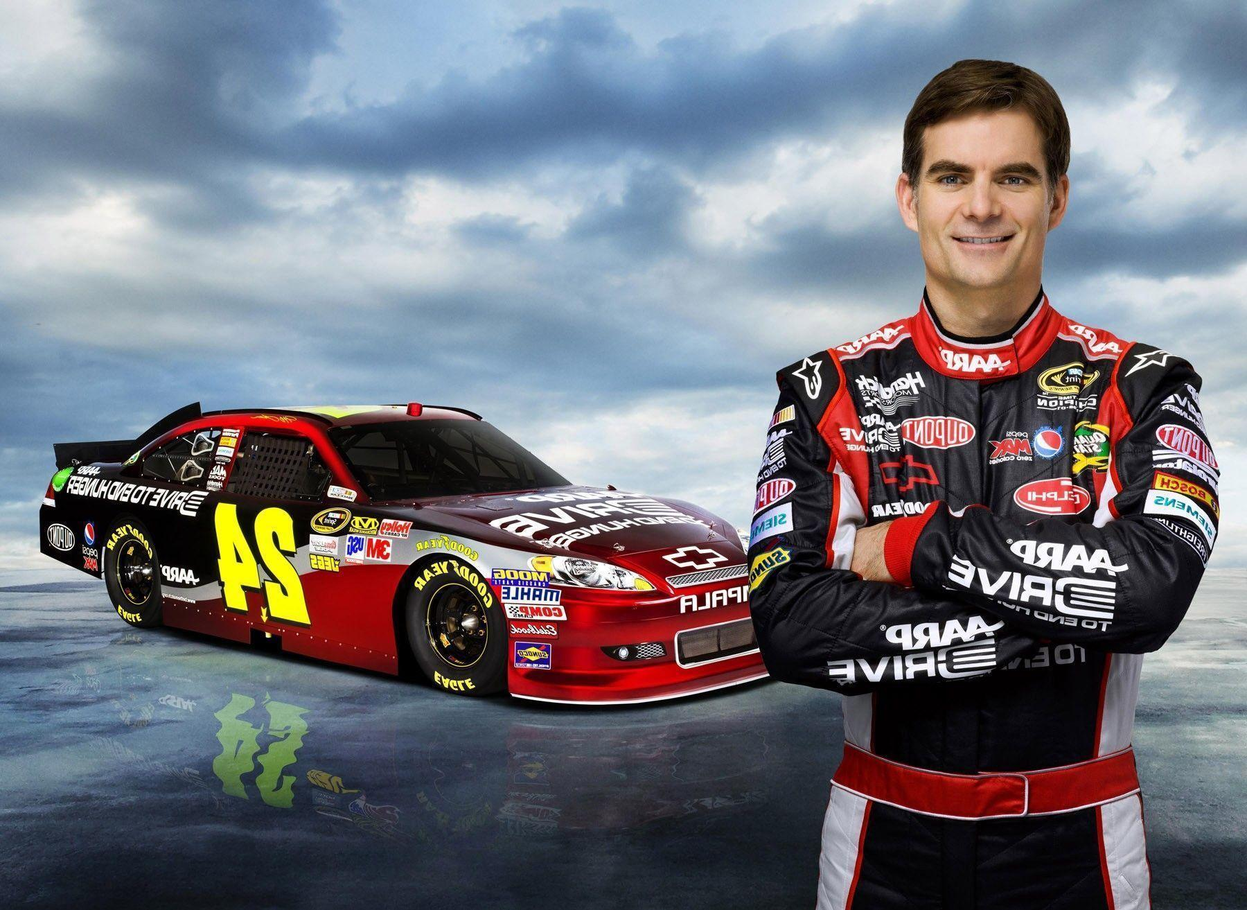 Awesome Race Car Wallpapers Free Jeff Gordon Wallpapers Wallpaper Cave