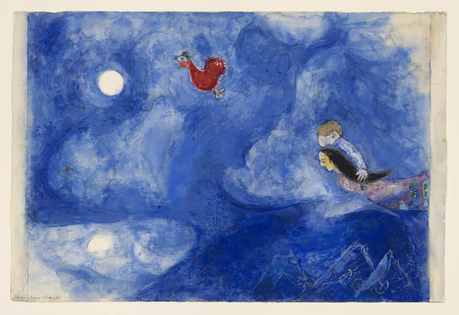 Pinturas De Chagall Chagall Wallpapers Wallpaper Cave