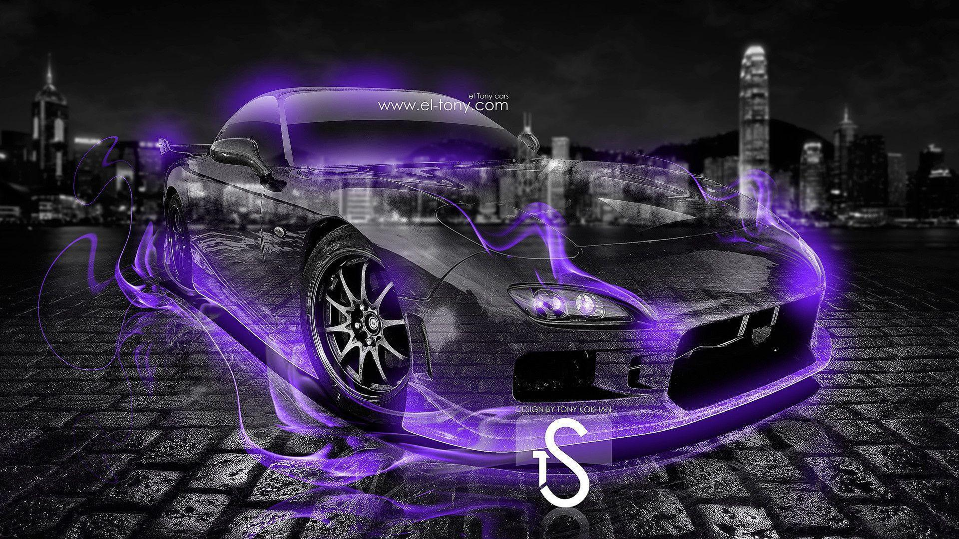 Cool Neon Cars Wallpapers Mazda Rx 7 Wallpapers Wallpaper Cave