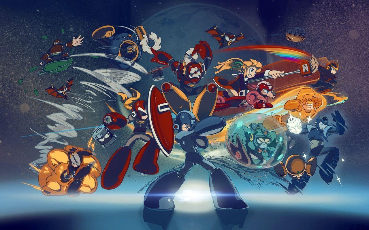 Gravity Falls Desktop Wallpaper Mega Man Wallpapers Wallpaper Cave