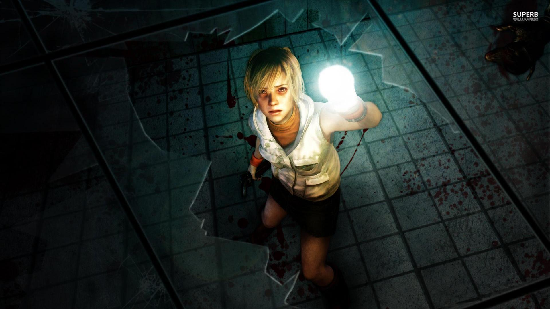 Horror Hd Wallpapers 1366x768 Silent Hill 3 Wallpapers Wallpaper Cave