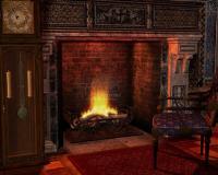 Fireplace Desktop Backgrounds - Wallpaper Cave