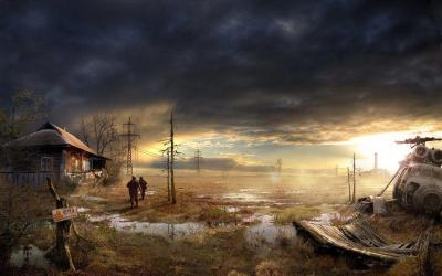 Post Apocalyptic Wallpapers - Wallpaper Cave
