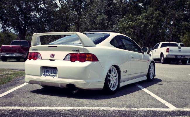 Acura-TSX-2010-White White Acura Tsx