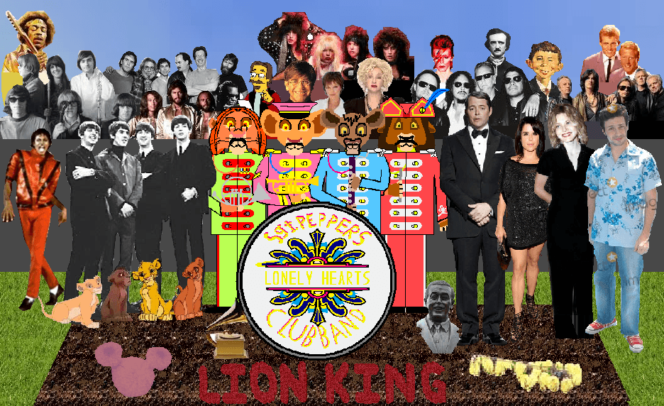 The Cars Bandcover Wallpaper Sgt Pepper Wallpapers Wallpaper Cave