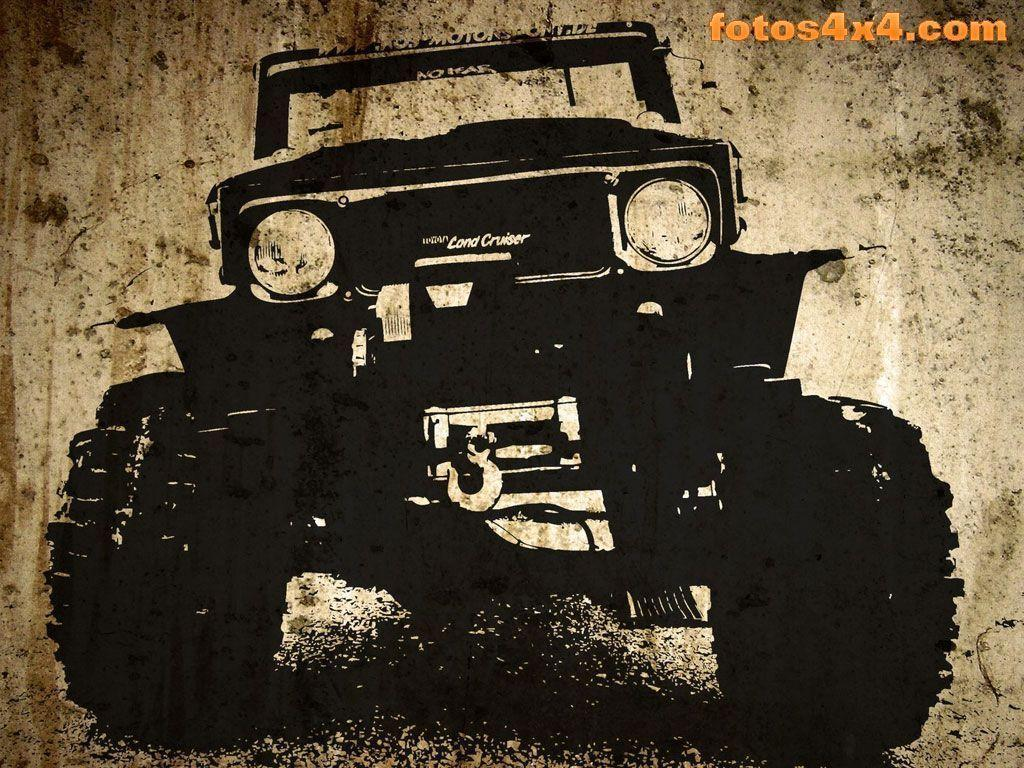Toyota Land Cruiser Hd Wallpaper Jeep Logo Wallpapers Wallpaper Cave