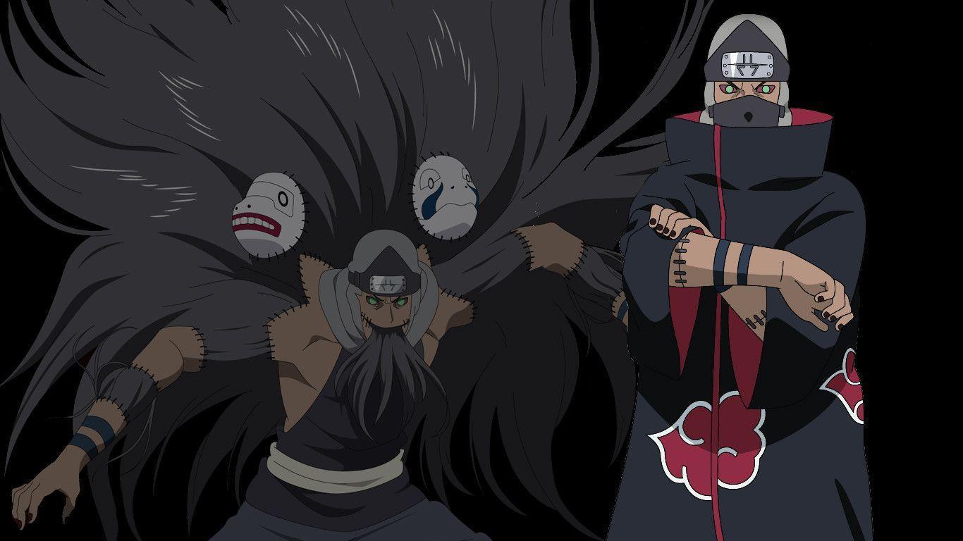 Naruto Vs Pain Wallpaper Hd Kakuzu Wallpapers Wallpaper Cave