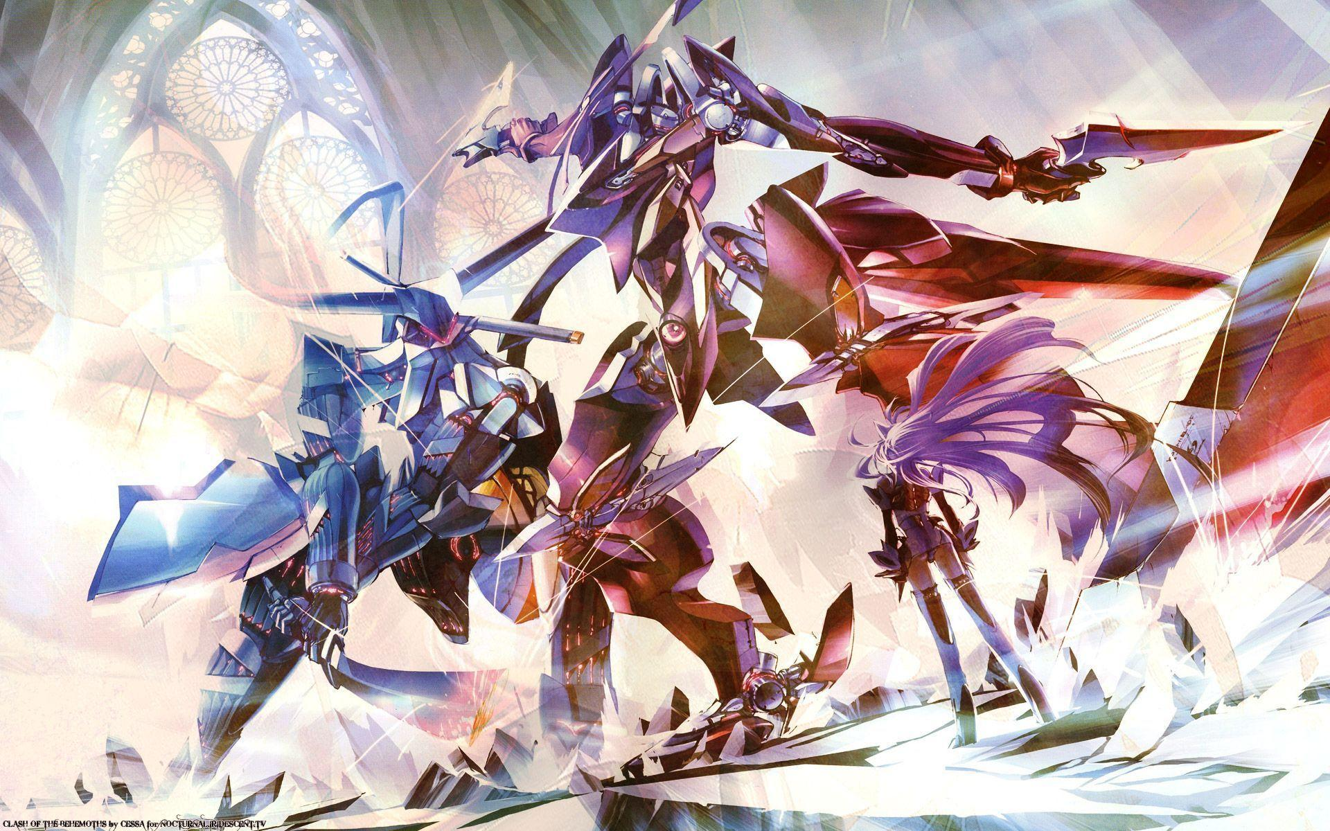 Cybernetic Girls Hd Wallpaper Xenosaga Wallpapers Wallpaper Cave