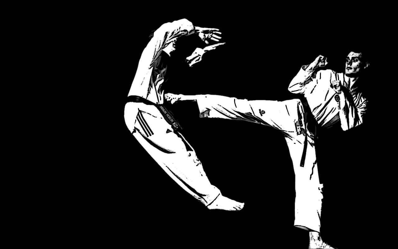 Taekwondo Itf Wallpaper 3d Martial Arts Wallpapers Wallpaper Cave