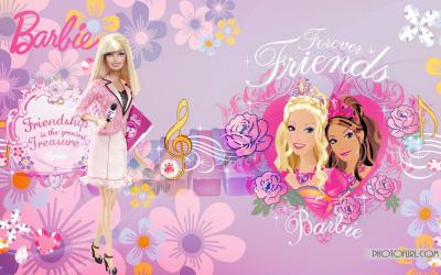 Barbie Wallpapers - Wallpaper Cave