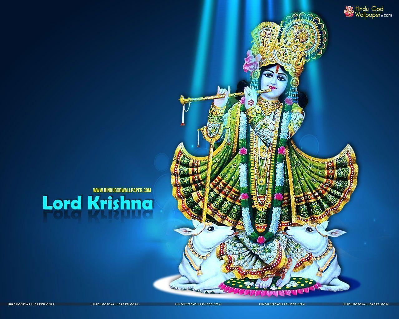 3d Wallpaper Jai Mata Di Lord Krishna Wallpapers 2015 Wallpaper Cave