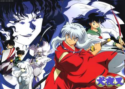 Inuyasha Backgrounds - Wallpaper Cave