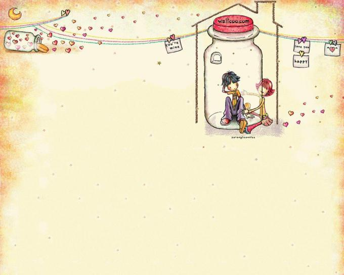 Cute Korean Animated Wallpapers Newwallpapers Org
