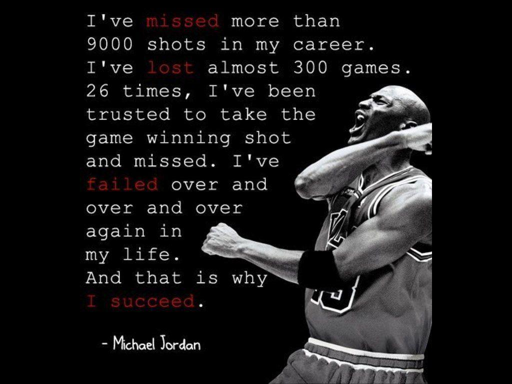 Michael Jordan 3d Wallpaper Michael Jordan Quote Wallpapers Wallpaper Cave