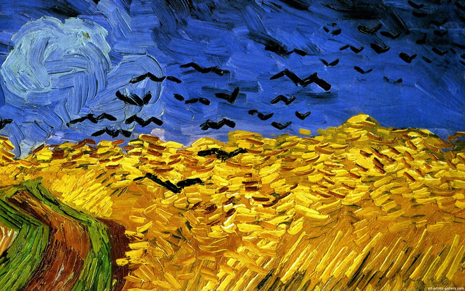 Fullsize Of Van Gogh Wallpaper