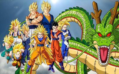 Dragon Ball Z HD Wallpapers - Wallpaper Cave