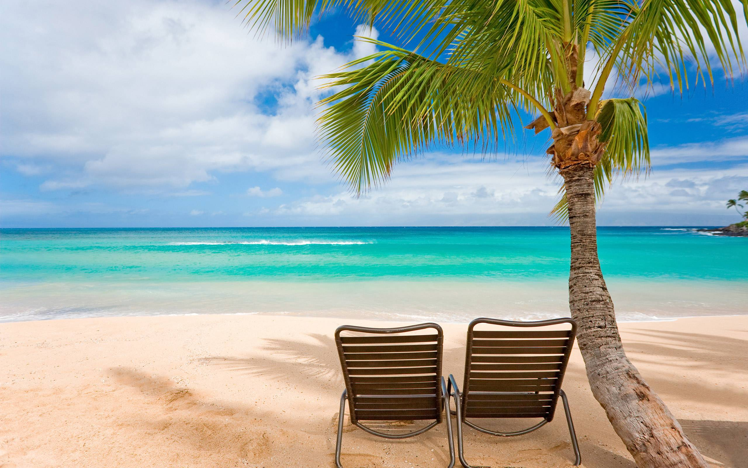 Beach Chair Backgrounds Wallpaper Cave