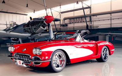 Classic Cars Wallpapers - Wallpaper Cave